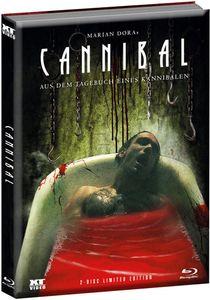 Cannibal - Aus dem Tagebuch eines Kannibalen [LE] Mediabook wattiert