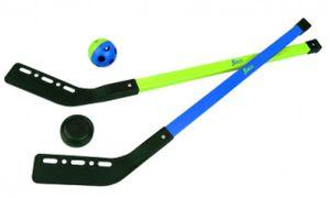 Scatch straßenhockeyset 77,5 cm blau/grün 4-teilig