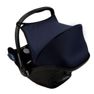 BAMBINIWELT Sonnenverdeck, UV50+, für Maxi-Cosi CABRIOFIX, Sonnendach, Babyschale, Autositz, Maxi Cosi, marine