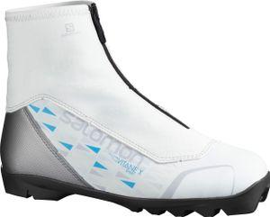 SALOMON XC SHOES VITANEX SPORT PROLINK White/Silver 38