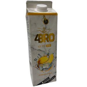 4Bro Ice Tea Honey Melon (1000ml Pack Eistee mit Honigmelonen-Geschmack)