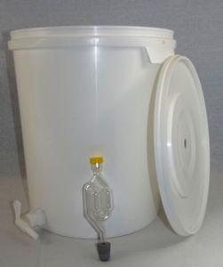 33 Liter Gärbehälter zur Wein- und Bierherstellung