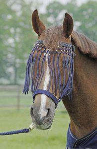 BUSSE Fliegenkordelband EXKLUSIV, braun, Pony,