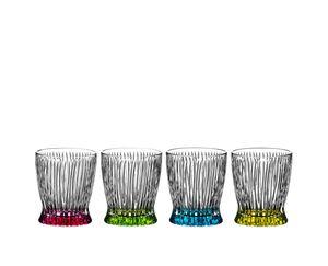 Riedel Tumbler Kollektion Fire & Ice Whisky 4er Set