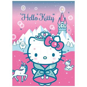 Hello Kitty B Schokoladen Adventskalender Vollmilch Schoko Weihnachts Kalender