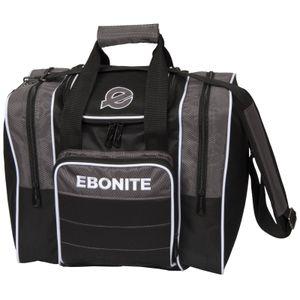Bowling Ball Tasche Ebonite Impact Plus Grau