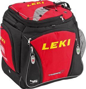 Leki Skistiefeltasche Hot, Größe:Einheitsgröße, Farbe:rot