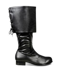 Boland stiefel Adventurer Herren-Polyester schwarz Größe 41
