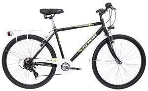 26 Zoll Kinder Jungen Herren Jugend City Fahrrad Kinderfahrrad Herrenfahrrad Citybike Cityrad Cityfahrrad Rad Bike Beleuchtung STVO 7 Gang Shimano BOOSTER Schwarz Grün