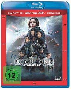 Rogue One - A Star Wars Story + Bonus Disc BluRay