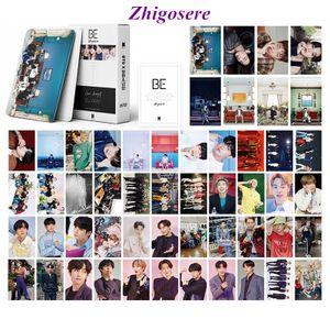 54 Stk BTS《BE》Absatz LOMO Karte Postkarte