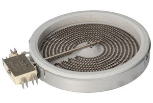 ORIGINAL - Hilight Kochzone Heizzone - 165 / 140mm - 1200 Watt - EGO 10.54113.034