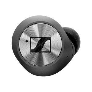 "Sennheiser MOMENTUM True Wireless Bluetooth-Ohrhörer, Schwarz/Chrom ""wie neu"""