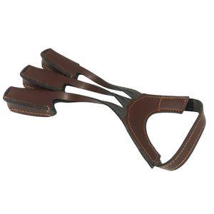3-Finger-Handschuhe Fingerschutz Pfeil Schießhandschuh Bogenschützer Fingerhandschuhe