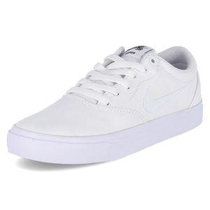 Nike Damen Sneaker Sneaker Low Textil weiss 38