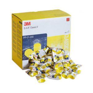 3M Gehörschutzstöpsel E-A-R Classic PP01200 Box mit 250 Paar