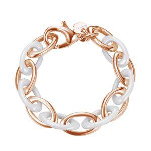 Esprit ESBR11432C210 PURE CERAMIC WHITE ROSE Esprit Damen Armband