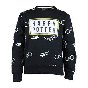 Harry Potter - Sweatshirt für Jungen PG850 (128) (Schwarz)