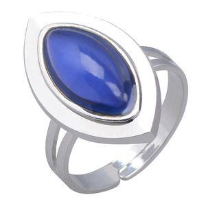 Gefühl Gefühl Farbwechsel Stimmung Ring Temperatur Ring Horse Eye Gem wie beschrieben