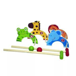 OUTDOOR PLAY Croquet-Set 0713005