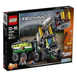 LEGO® Technic Harvester-Forstmaschine, 42080
