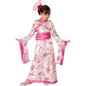 Asiatische Prinzessin Kostüm - Kind, Größe:M