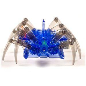Spider Robot - Elektrische Roboter Spinne Selbst Bauen | DIY Spinnenroboter 8 Beine Hexbug Bausatz | Kinder ab 8 Jahren