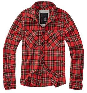 Brandit Hemd Checkshirt in Tartan-M