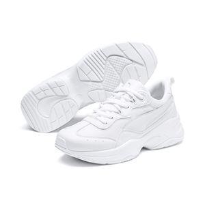 PUMA Cilia Damen Sneaker Weiß Schuhe, Größe:39