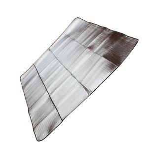 Isomatte Alumatte Campingmatte aus Aluminiumfolie Größe 150x200cm