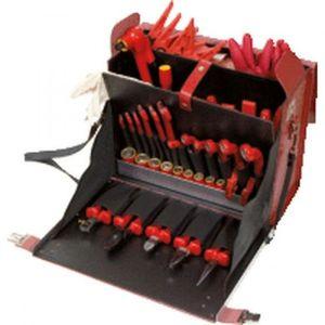 KS Tools Profi Elektriker-Werkzeugkoffer,53-tlg., 117.1820