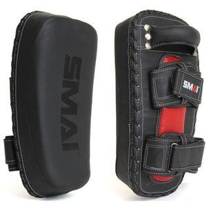 SMAI Elite Thai Pads Armpratzen, schwarz