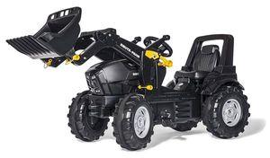 Trettraktor rollyFarmtrac Deutz Agrotron schwarz - Rolly Toys