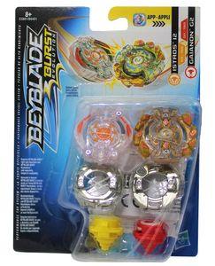 Hasbro Beyblade Burst Kreisel 2er Dual Pack Istros I2 & Gaianon G2