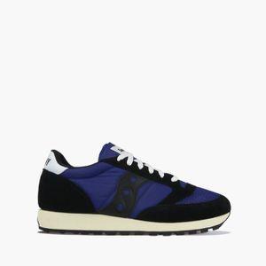 Saucony Jazz Original Vintage Herren Sneaker Violett Schuhe, Größe:43