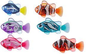 Zuru Robo Fisch Alive Roboterfisch Roboterspielzeug Badefisch