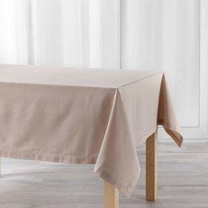 Tischdecke CHARLINE, rechteckig, 140 x 240 cm, beige