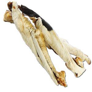 Schecker DOGREFORM Rinderhaut mit Fell 500g putzt Magen und Darm auf natürliche Weise