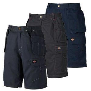 Dickies Redhawk Pro Shorts WD802, Farbe:schwarz, Größe:46