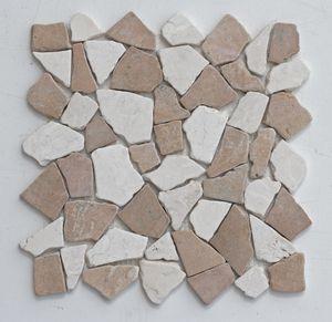 M-1-022 - 1 m² = 11 Fliesen -  Mosaikfliesen Marmormosaik Naturstein Lager Verkauf Stein-Mosaik  Herne NRW