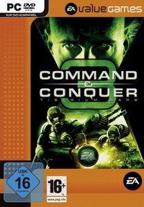 Command & Conquer 3 - Tiberium Wars [EA Value Games]