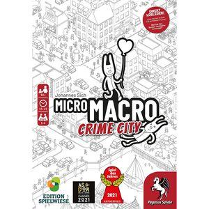 pegasus spiele MICROMACRO CRIME CIT
