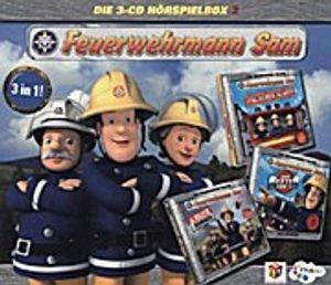 Feuerwehrmann Sam - Hörspielbox 2