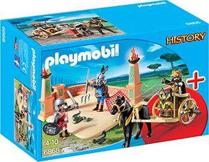 Playmobil 6868 Starter-Set History Kampf der Gladiatoren