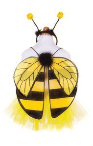 Glitzer-Bienen-Set - Kinderkostüm
