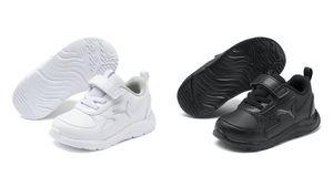 Puma Unisex Fun Racer SL AC Inf Kinder Baby Kabbelschuhe Sneaker , Größe:EUR 27 / UK 9 / 16.5 cm, Farbe:Schwarz (Puma Black)