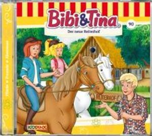 BUSCH CD Bibi & Tina 90 0 0 STK
