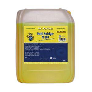Mr. Perfect® M 300 Multireiniger, 5L - Universalreiniger Konzentrat für Polster, Textilien, Teppiche, Leder, Kunststoffe, uvm.