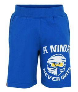 LEGO® Wear NINJAGO® Jungen Sweatshorts, Größe:116, Präzise Farbe:Blau