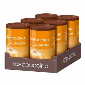 JACOBS Typ Cappuccino 6 Dosen 6 x 400 g